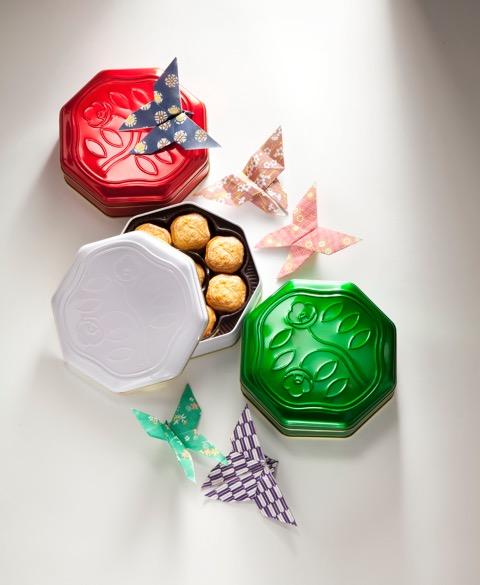Hanatsubaky Biscuits Shiseido Kate on Beauty