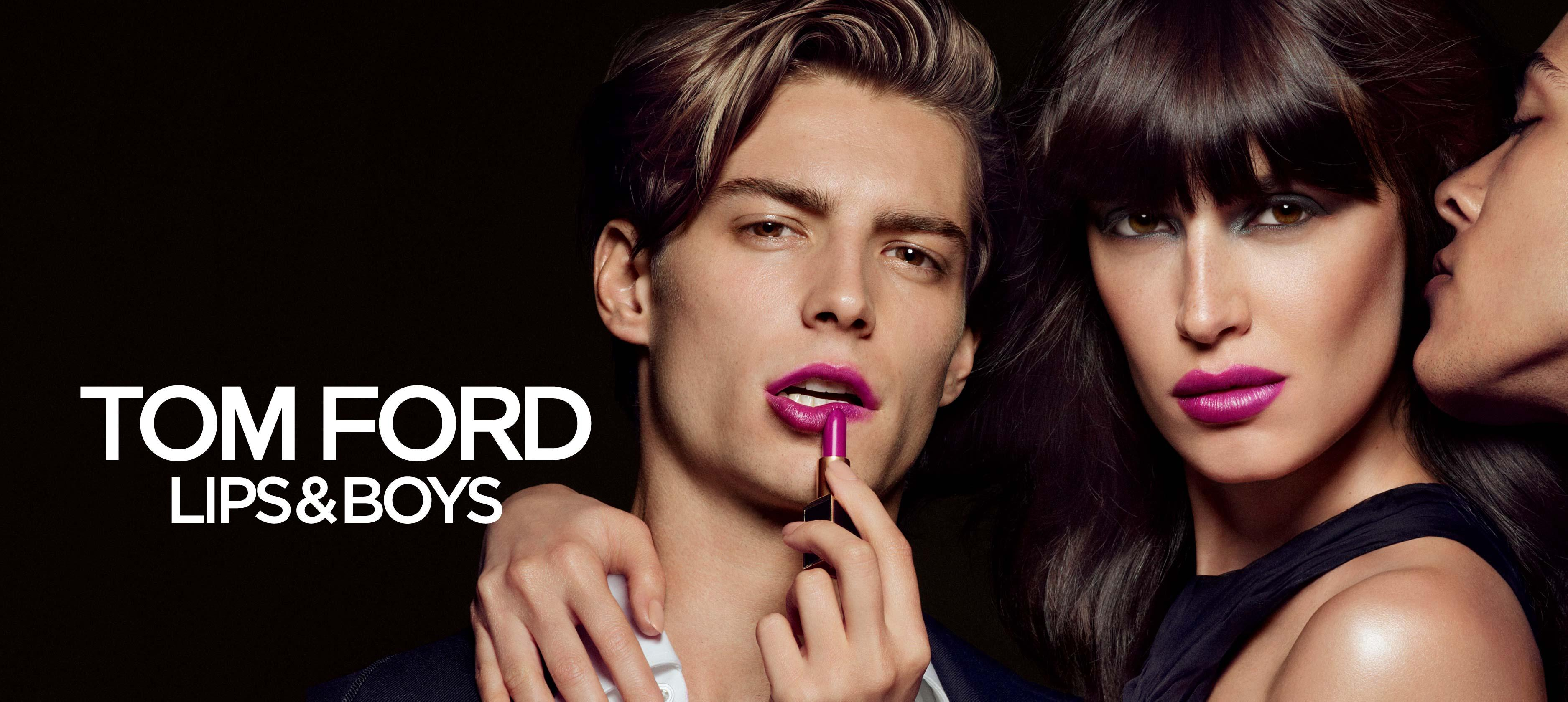tom ford lips and boys copert kate on beauty