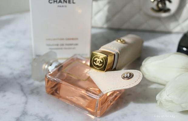 coco mademoiselle touche de parfum