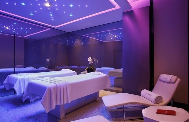 Shiseido spa milan vince tre premi al world luxury spa for Primo hotel in cabina
