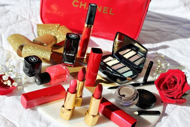 Chanel Collection Libre 2017 Numéros Rouges