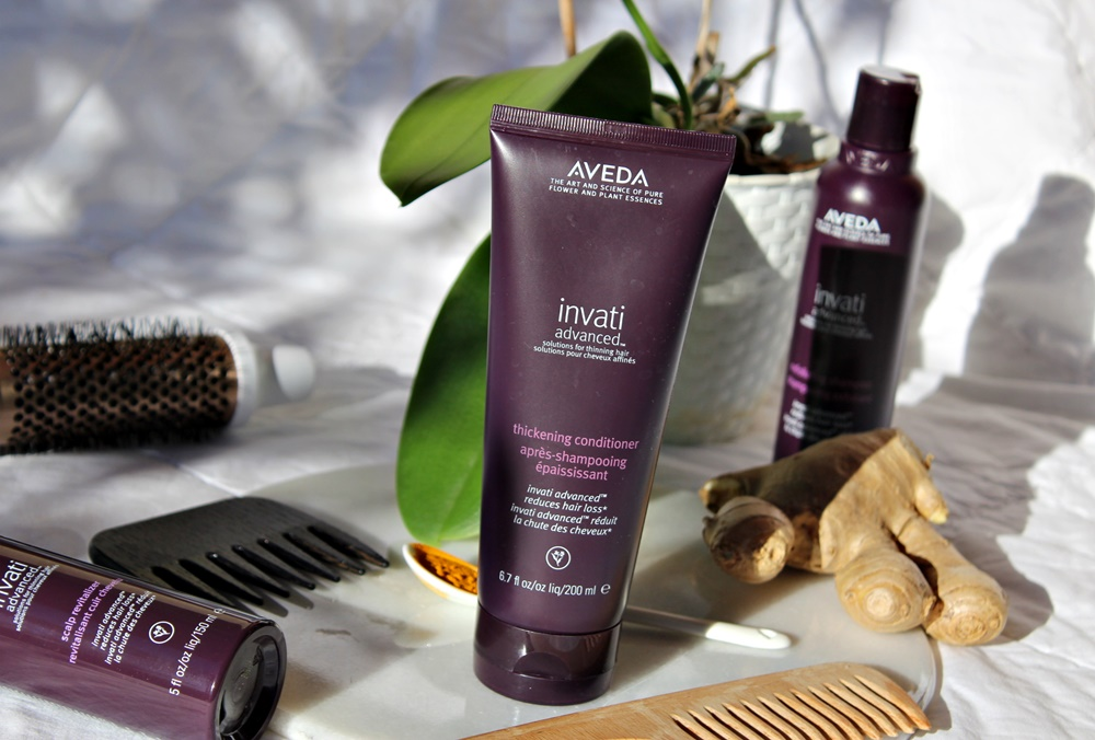 Aveda Invati Advanced capelli hair beauty kate on beauty