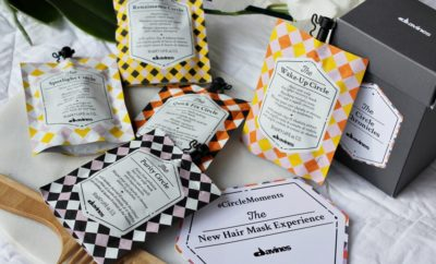 Davines The Circle Chronicles hair mask Kate on beauty