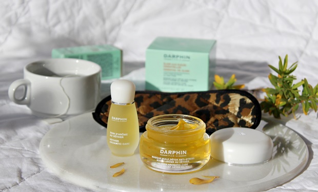 Stress Relief Detox kate on beauty Darphin
