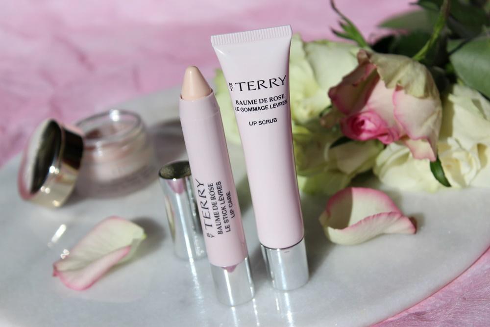 Baume de Rose By Terry Lip Care Scrub labbra Kate on Beauty