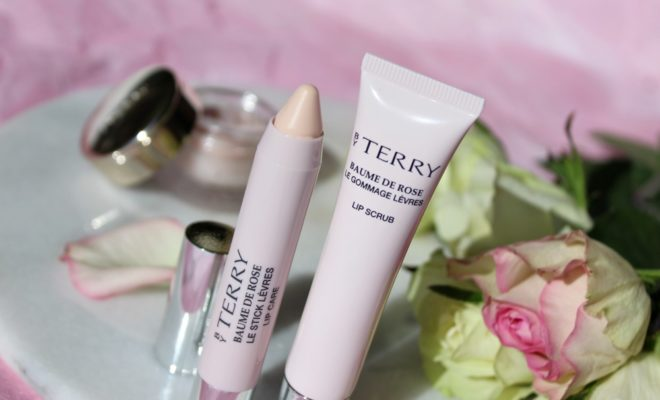 Baume de Rose By Terry Lip Care Scrub labbra Kate on Beauty