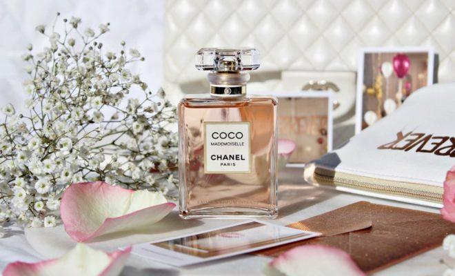 Coco mademoiselle Eau de Parfum Intense Chanel profono Keira Knightley Kate on Beauty
