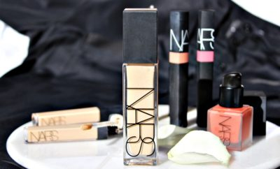 NARS Natural Radiant Longwear Foundation fondotinta Kate on beauty