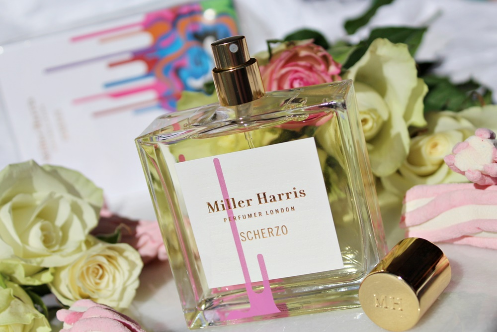 Scherzo Miller Harris profumi di nicchia kate on beauty