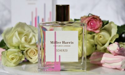 Scherzo Miller Harris profumi di nicchia kate on beauty