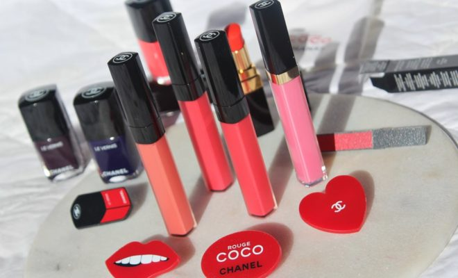rouge Coco Lip Blush Chanel rossetto blush Kate on Beauty