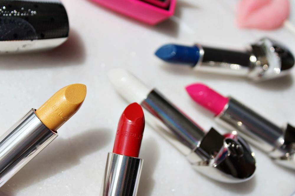 Rouge G de Guerlain rossetto gioiello personalizzabile make-up kate on beauty