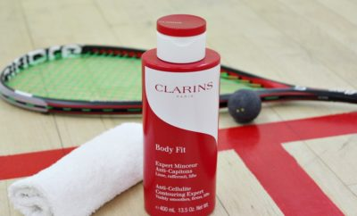 body fit clarins coach snellente anticellulite kate on beauty