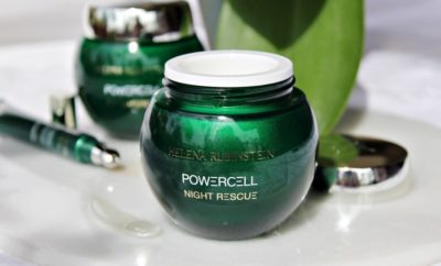helena rubinstein powercell night rescue crema notte kate on beauty