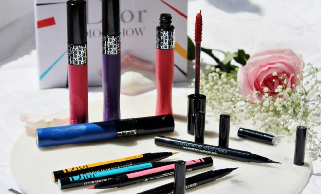 dior Diorshow Pump 'n' volume mascara On Stage Liner make-up occhi kate on beauty