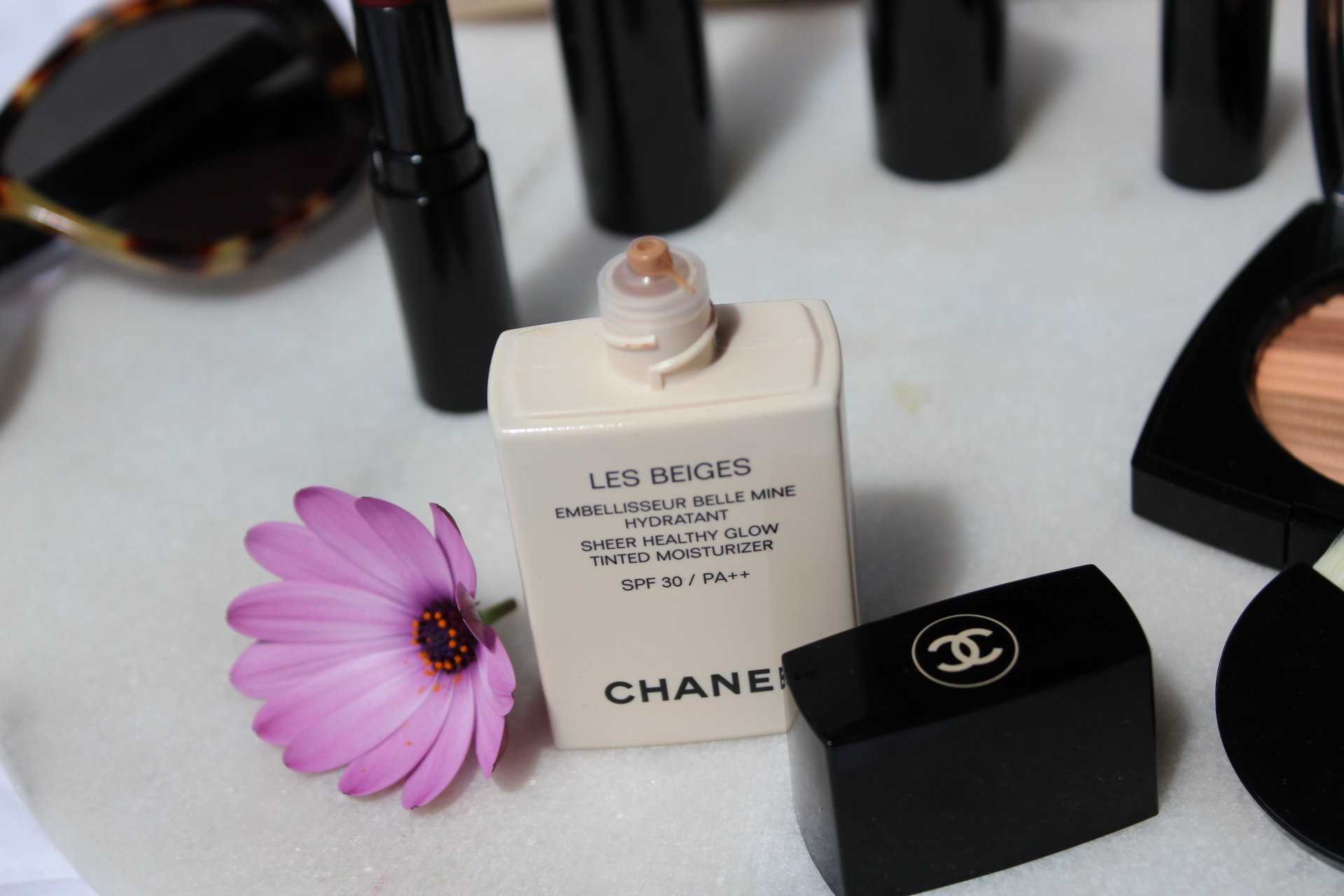 chanel les beiges 2018 makeup naturale kate on beauty
