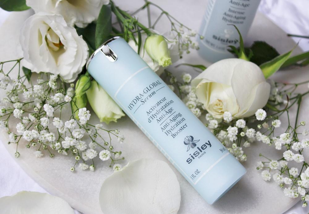 sisley paris hydra-global serum idratazione kate on beauty