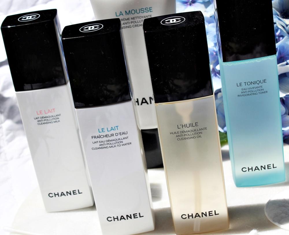 Le Démaquillants de Chanel detergenti skincare kate on beauty