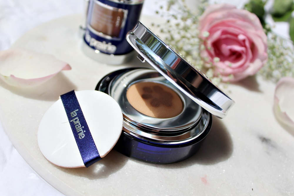Skin Caviar Essence-in-Foundation La Prairie fondotinta Kate on Beauty