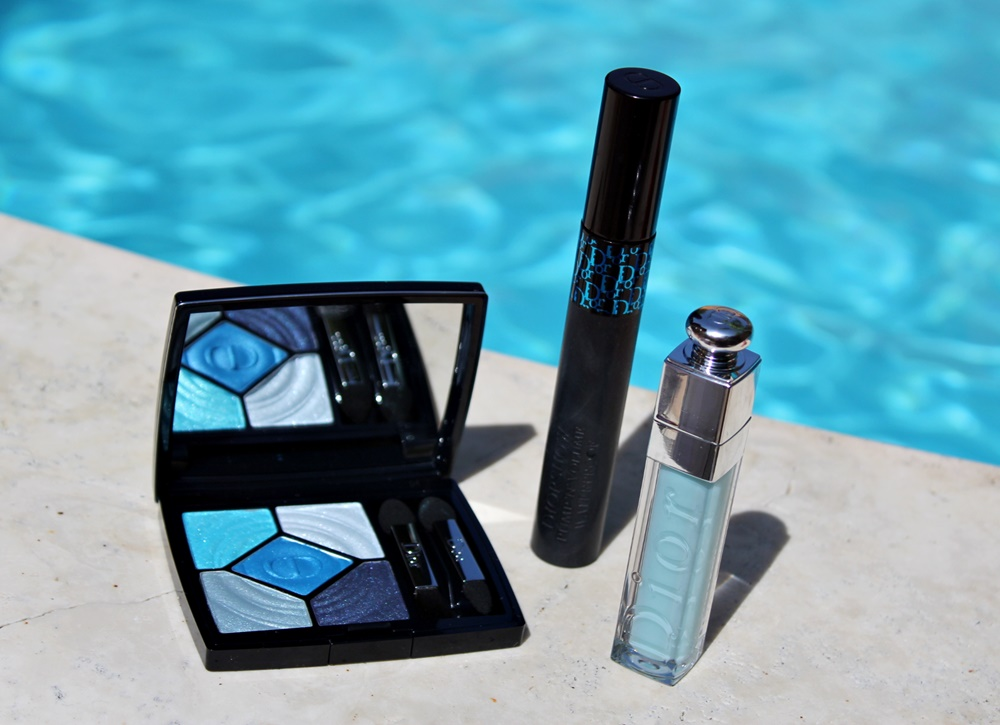 dior cool wave makeup estate kate on beauty