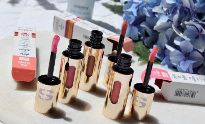Phyto-Lip Delight Sisley Paris baume olio labbra makeup kate on beauty