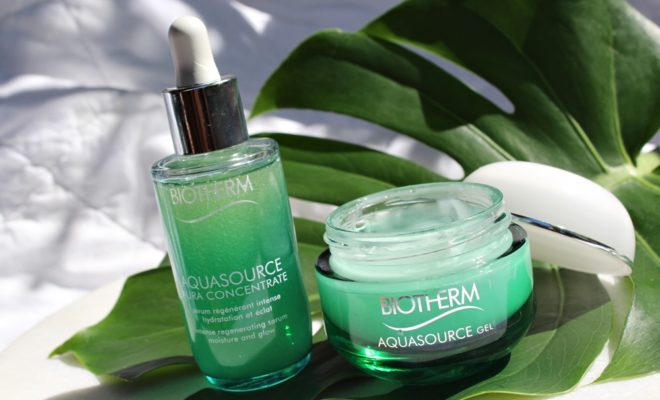 biotherm aquasource skincare kate on beauty
