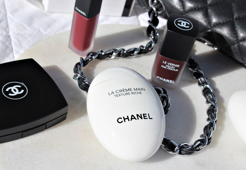 Chanel La Crème Main Texture Riche crema mani kate on beauty