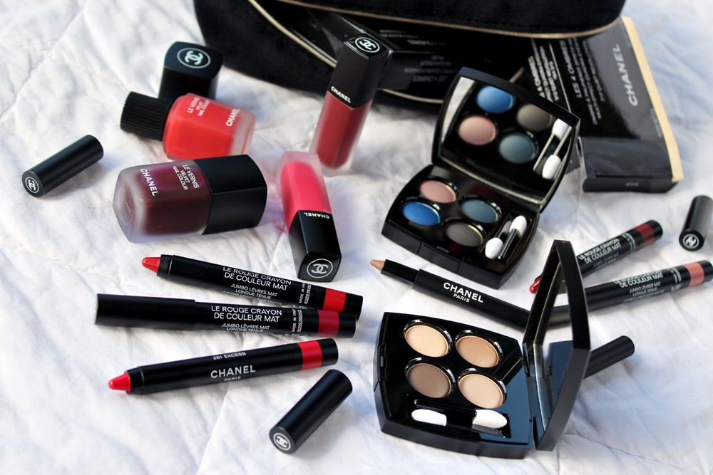 aphoteosis le mat de chanel makeup autunno kate on beauty