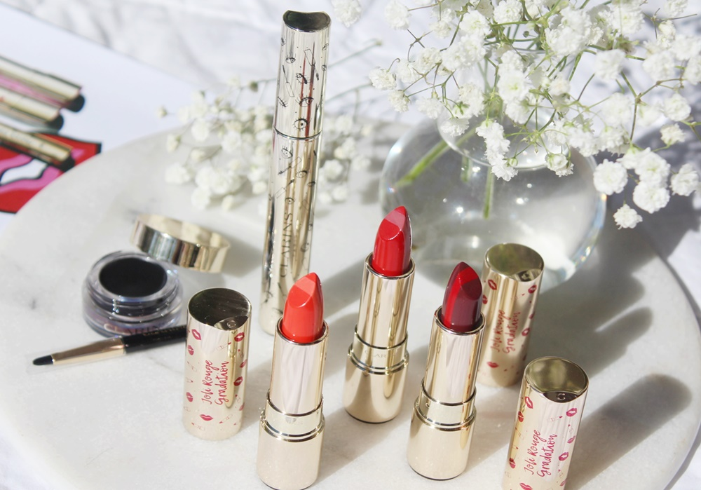 joli & rouge clarins collezione make-up autunno kate on beauty