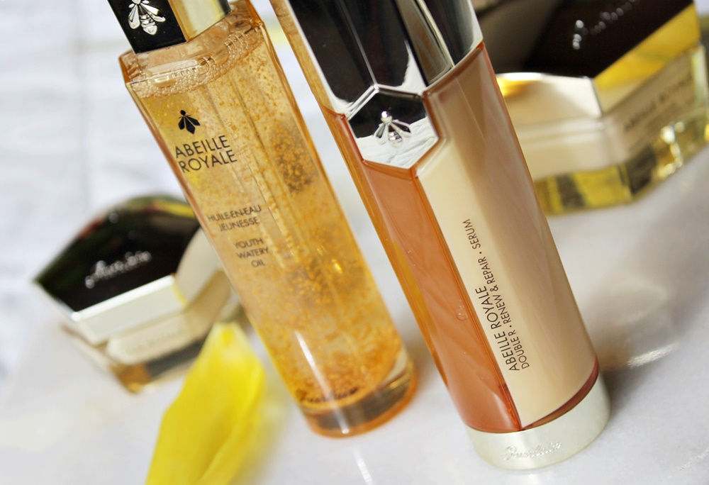 abeille royale double r renew repair serum kate on beauty