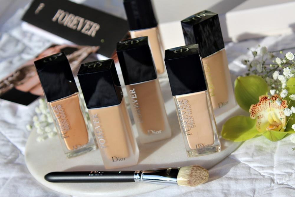 Dior Forever Skin Glow fondotinta Kate on Beauty