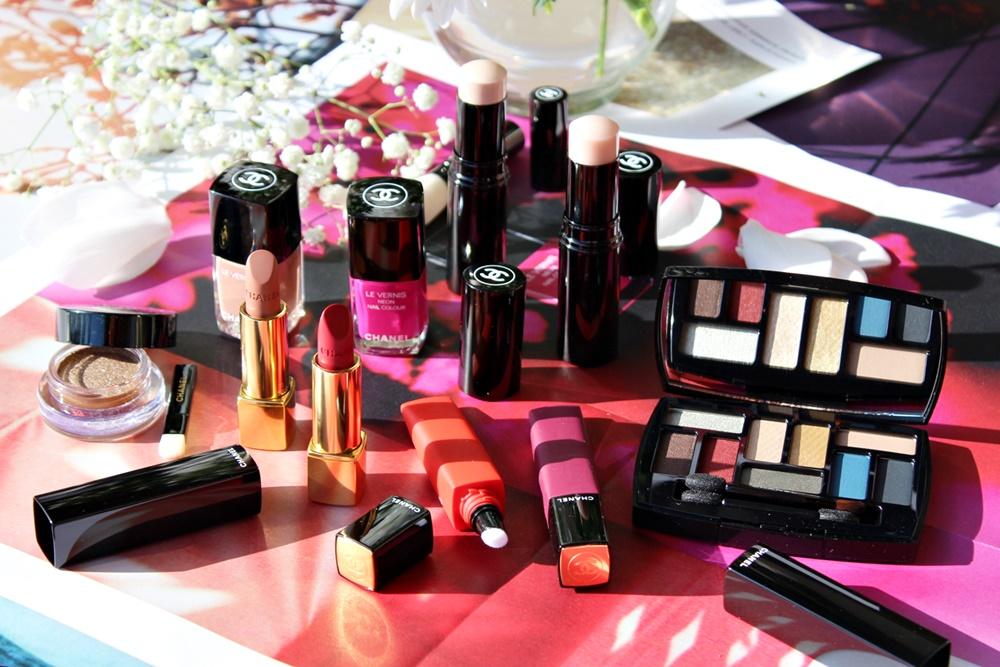 chanel vision d'asie l'art du detail makeup kate on beauty