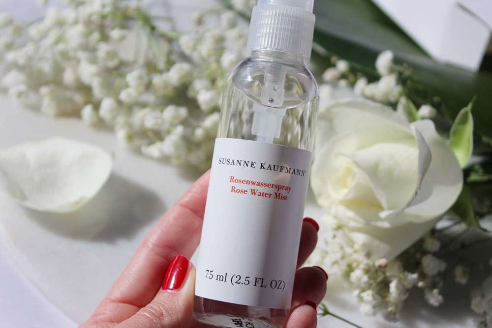 rose water mist susanne kaufmann acque spray kate on beauty
