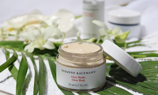 glow mask susanne kaufmann kate on beauty