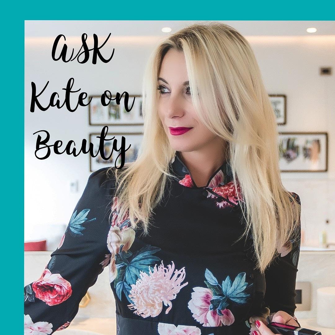 Kate on Beauty podcast