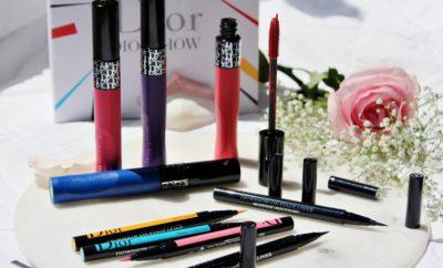 dior Diorshow Pump 'n' volume mascara On Stage Liner make-up occhi kate on beauty