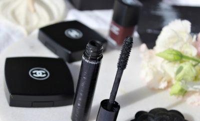 Le Volume Révolution de Chanel mascara 3D MAKEUP KATE ON BEAUTY